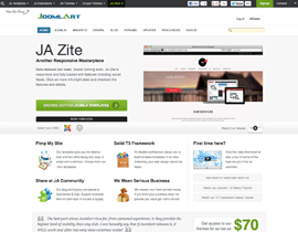 JoomlArt Template Club
