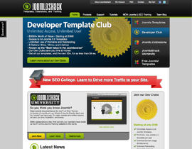 JoomlaShack Template Club