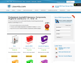 iJoomla Extensions Club