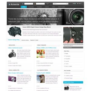 JA Kulanite Joomla Product Reviews Template