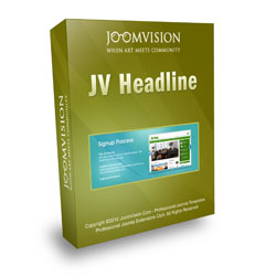 JV Headline News Module