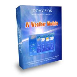 JV Joomla Weather Module