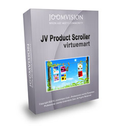 JV VirtueMart Products Scroller Module