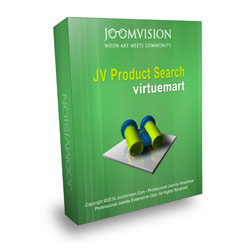 JV VirtueMart Products Search Module