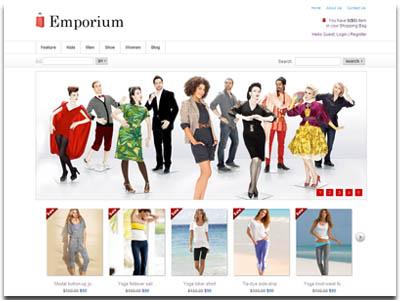 Emporium Best WordPress eCommerce Theme