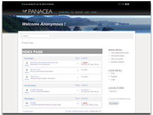 Panacea phpBB3 Style Template