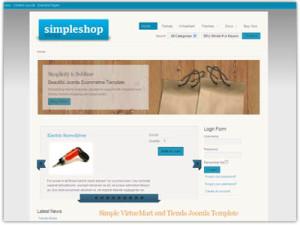 Simple Shop Remix eCommerce Template