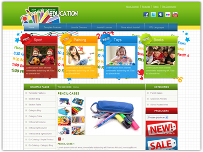 Jm school joomla template joomla education template joomla monster jm school joomla education template maxwellsz