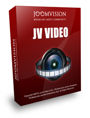 JV Video Joomla YouTube Module