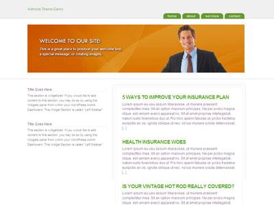 Ardmore Premium WordPress Business Theme