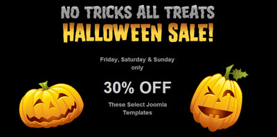 30 Off Discount Coupon Code For Halloween Sale At