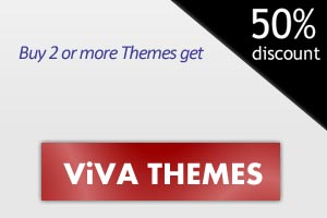 VivaThemes 50 Discount Offer
