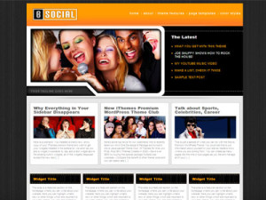 BSocial Wordpress Magazine Theme