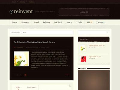 Reinvent WordPress Affiliate Theme