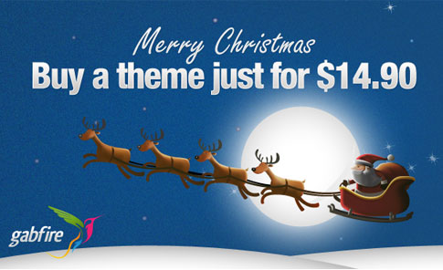 GabfireThemes Discount Offer for 2011