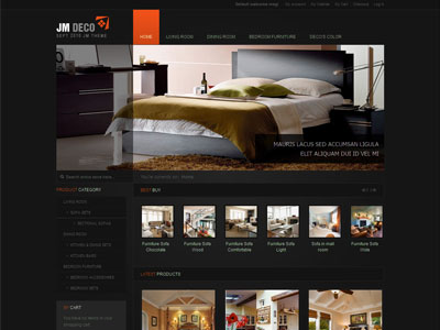 JM Deco Magento Home Decor Theme