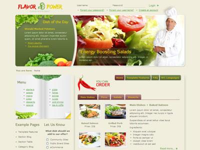free joomla restaurant template cuisine joomla restaurant template