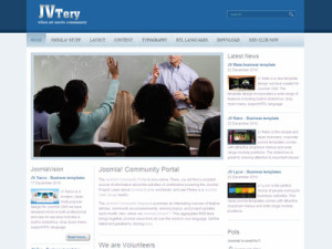 JV Tery Joomla Education Template