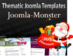Joomla Monster Coupon Code 2011