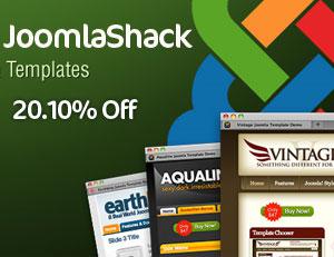 JoomlaShack Promo Code 2010