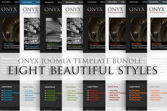 Onyx Business Edition Joomla Template