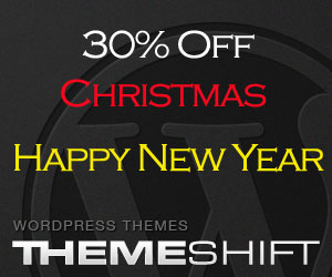 ThemeShift Discount Code for 2011