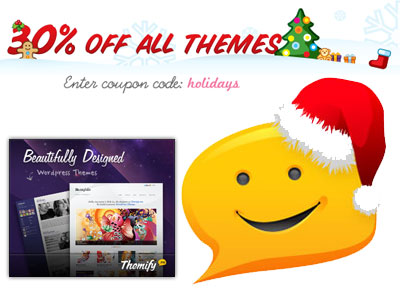 Themify Coupon Code 2011