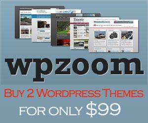 WPZoom Discount Coupon Code