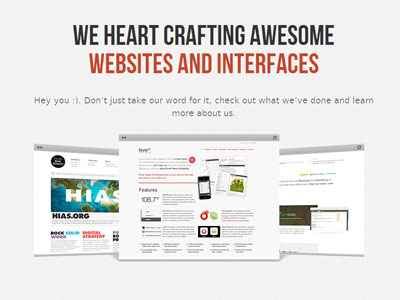drupal single page theme
