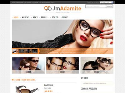 JM Adamite Magneto Sunglasses Theme