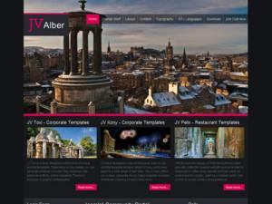 JV Alber Joomla Travel Template