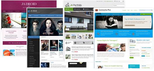 JoomlArt Joomla 1.6 Templates