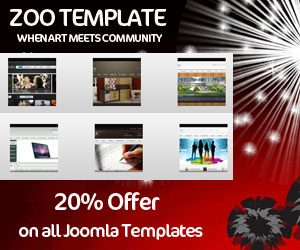 ZooTemplate Discount Coupon Code 2011