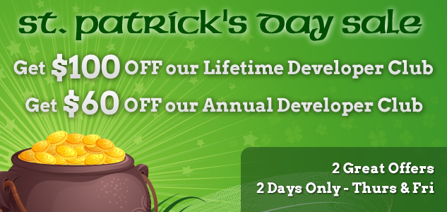 100 OFF JoomlaShack Dev Club Sale