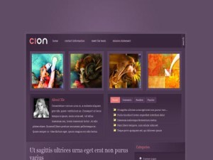 Cion Wordpress Magazine Style Theme