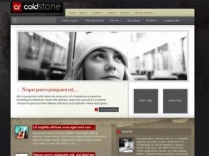 ColdStone Wordpress Business Style Theme