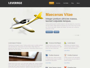 Leverage Wordpress Product Promotions Theme