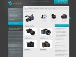 Mercado Joomla eCommerce Template