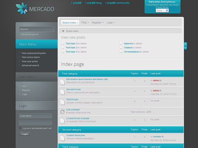 template phpbb3