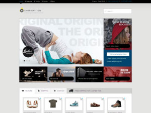 Shop Ignition Joomla eCommerce Template