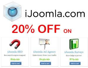 iJoomla Promo Code 2011