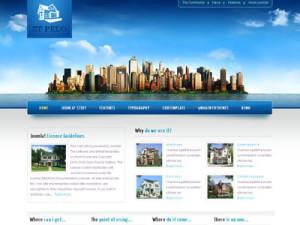 ZT Pelo Joomla Real Estate Template