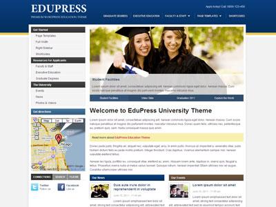 EduPress WordPress Colleges Theme
