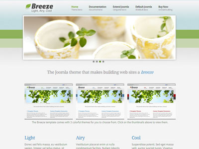 Joomla Web Design Template. game portal joomla templates by ...