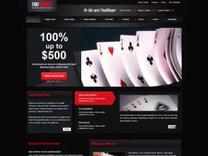 YouWinner Joomla Gambling Template