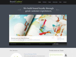 Brand Crafters Wordpress Corporate Theme