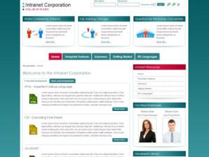 JM Intranet Corporation Joomla Template