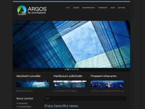 Argos Joomla Minimalist Business Template