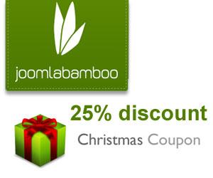 Bamboo christmas coupon Code