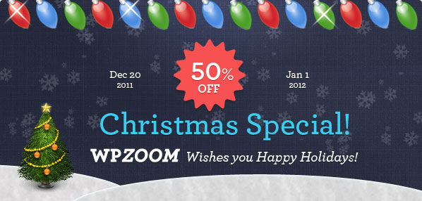 WPzoom Discount Coupon Code 2012